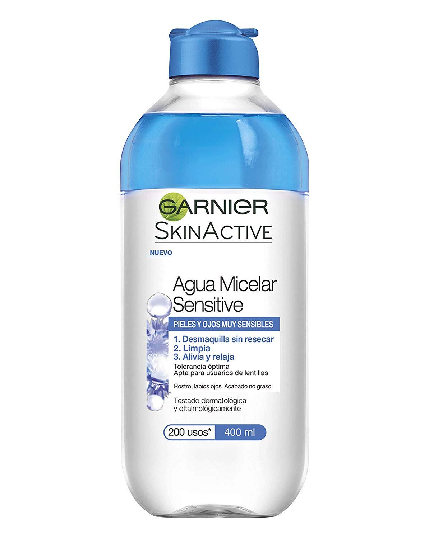 agua micelar sensitive