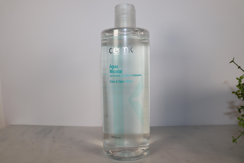 agua micelar mercadona